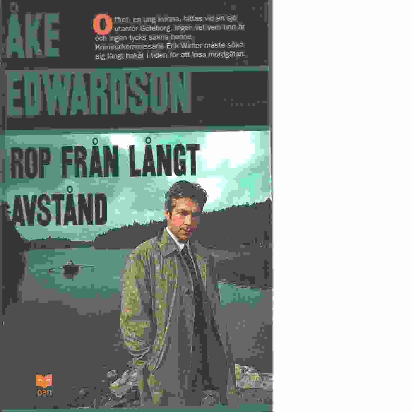 Rop från långt avstånd - Edwardson, Åke