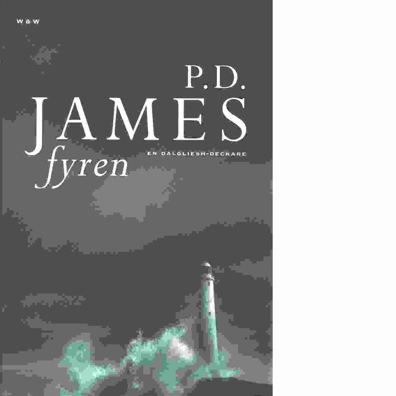 Fyren - James, P. D.