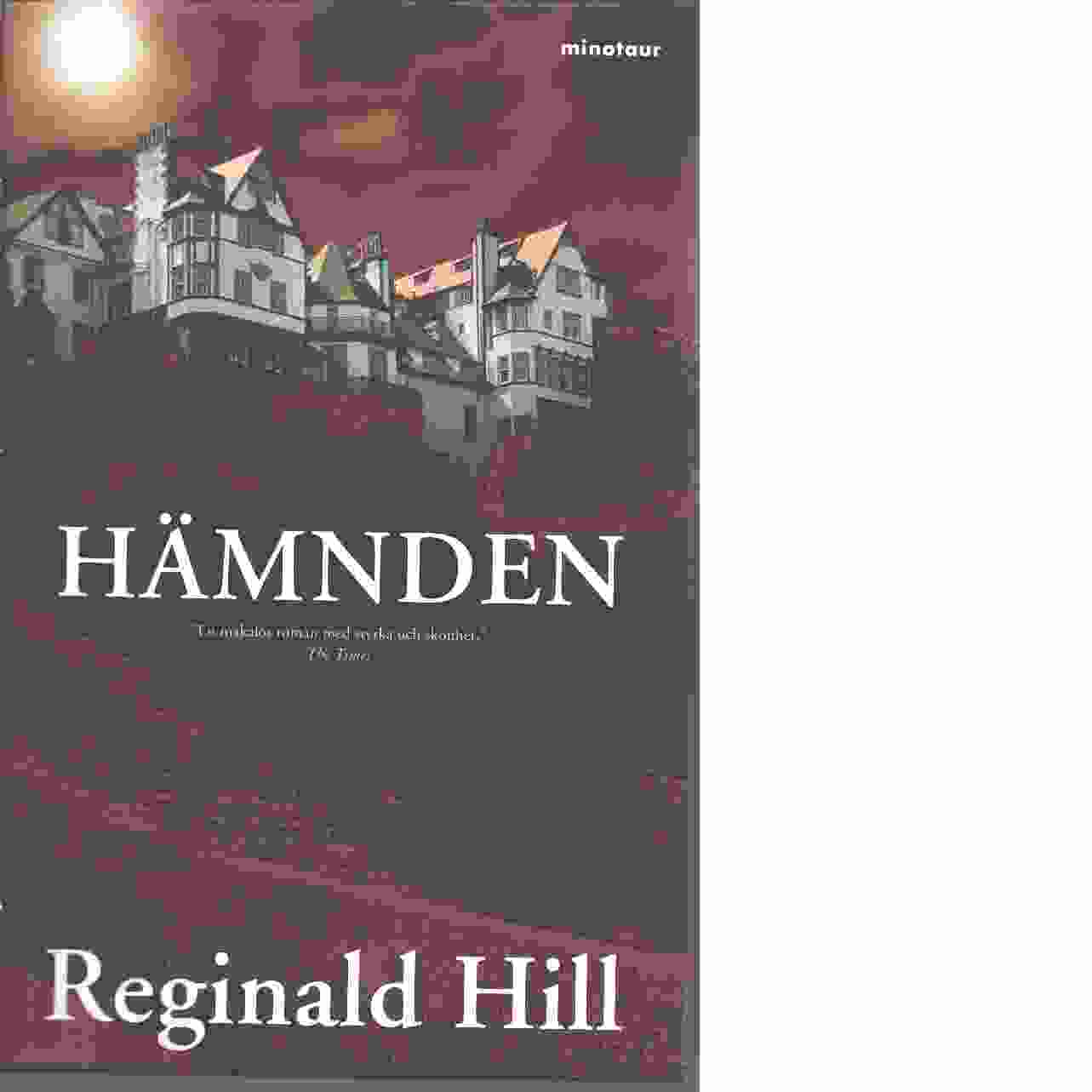 Hämnden - Hill, Reginald