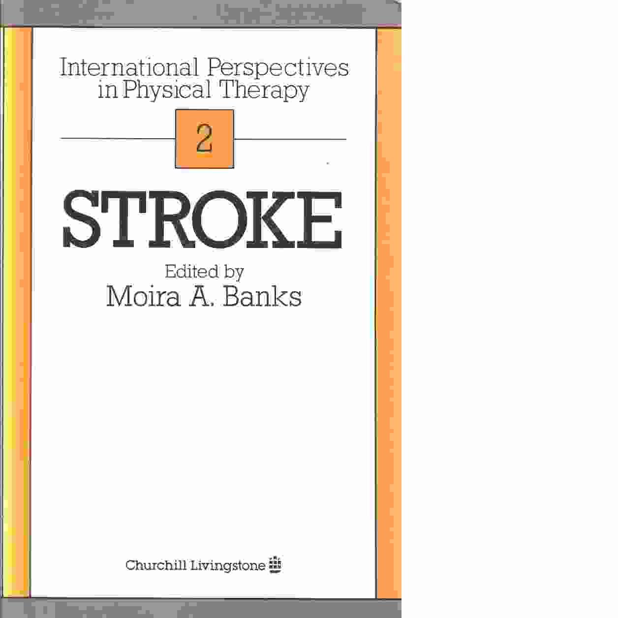 Stroke - Red. Banks, Moira A.