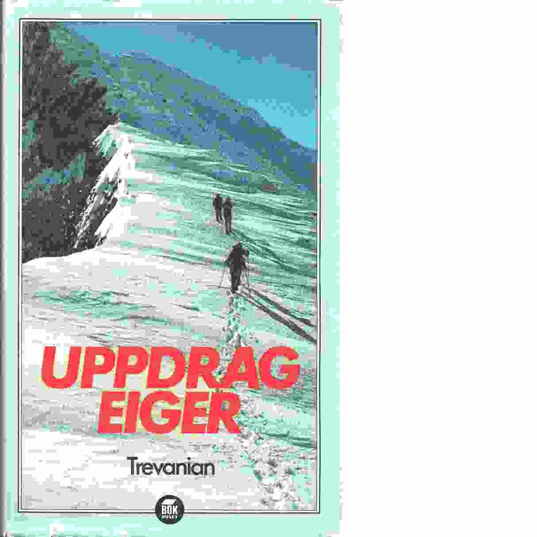 Uppdrag Eiger - Trevanian