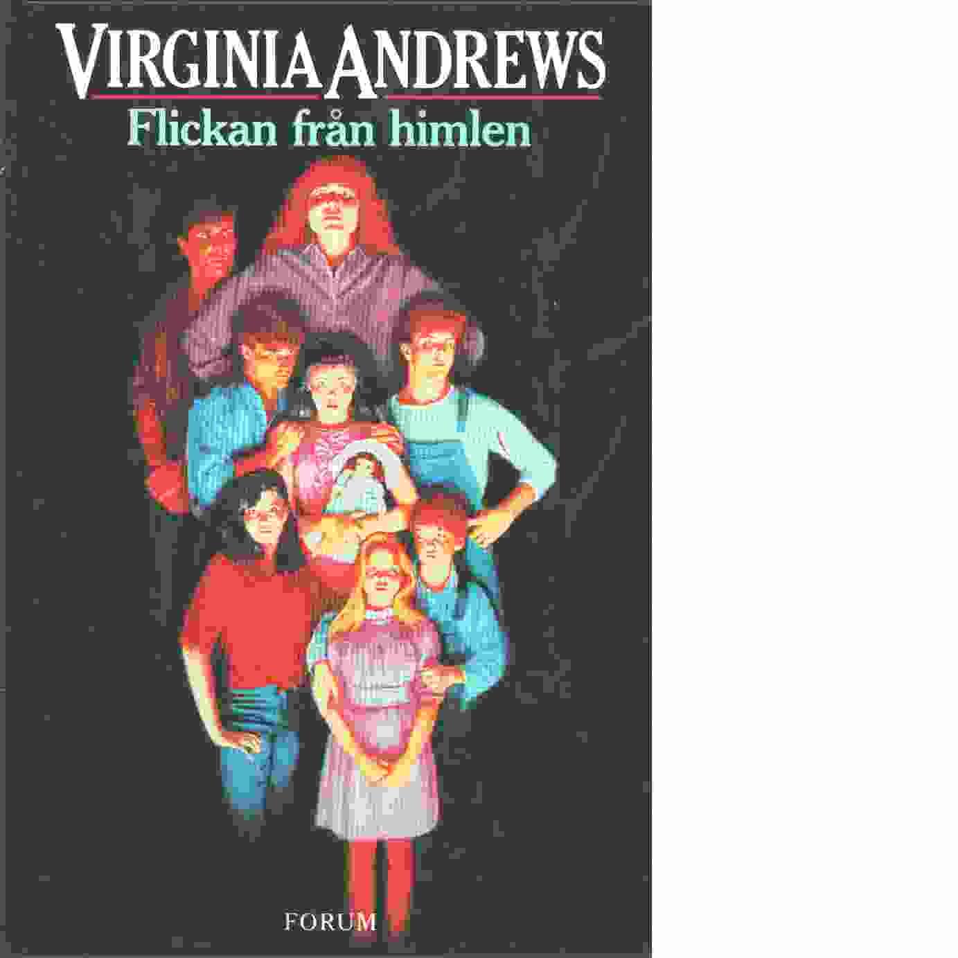 Flickan från himlen - Andrews, Virginia C