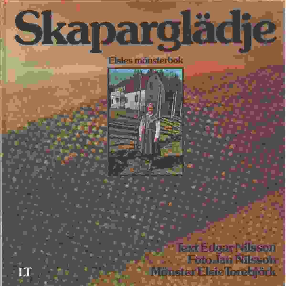 Skaparglädje : Elsies mönsterbok - Nilsson, Edgar