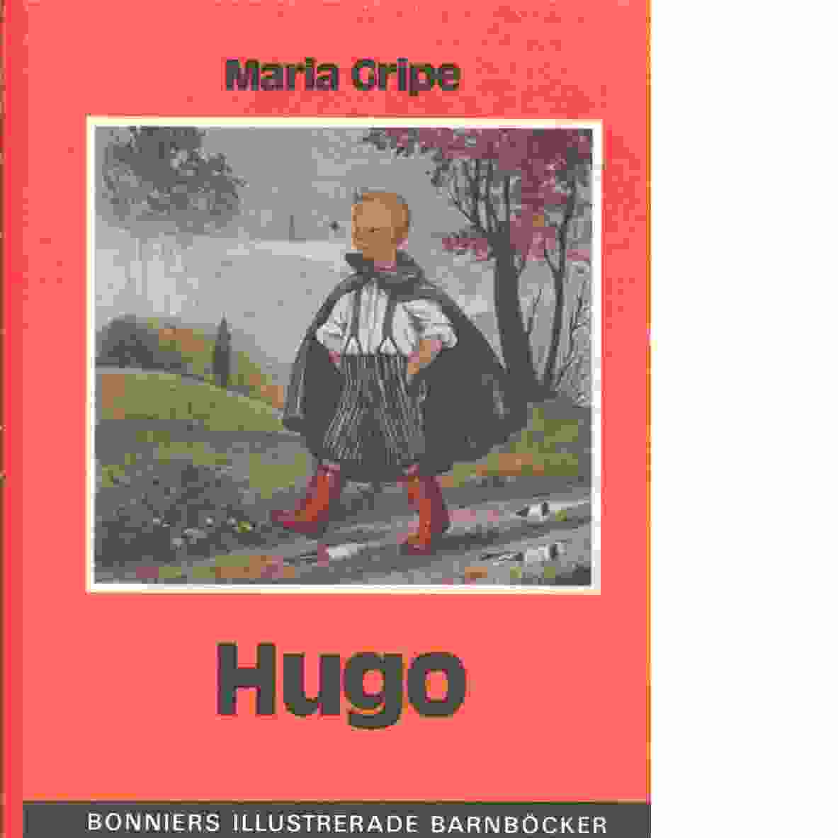 Hugo. - Gripe, Maria