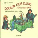 Dockor och djur för lek och teater - Maija Louhi, Kristiina, Baricì,