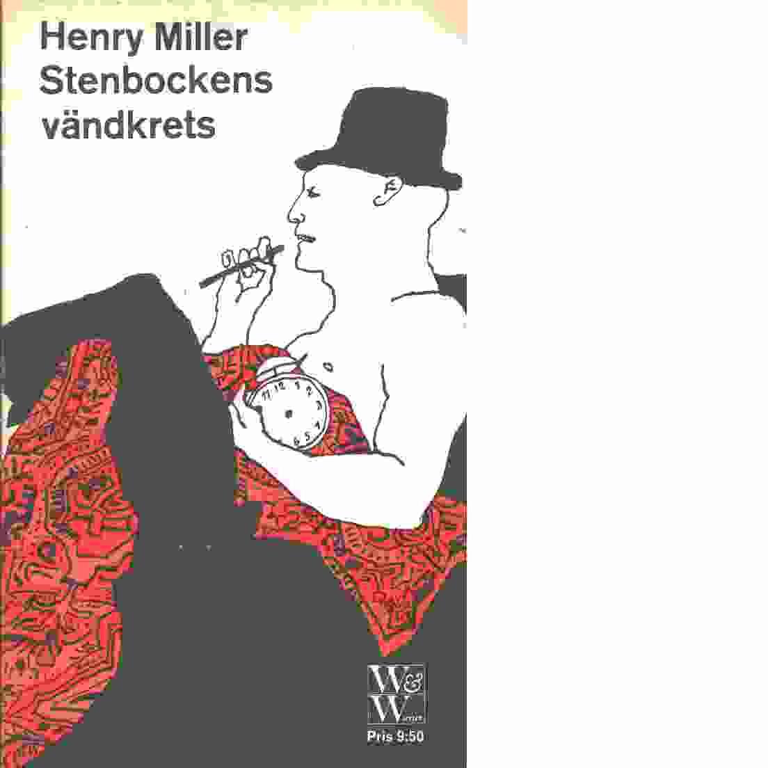 Stenbockens vändkrets - Miller, Henry