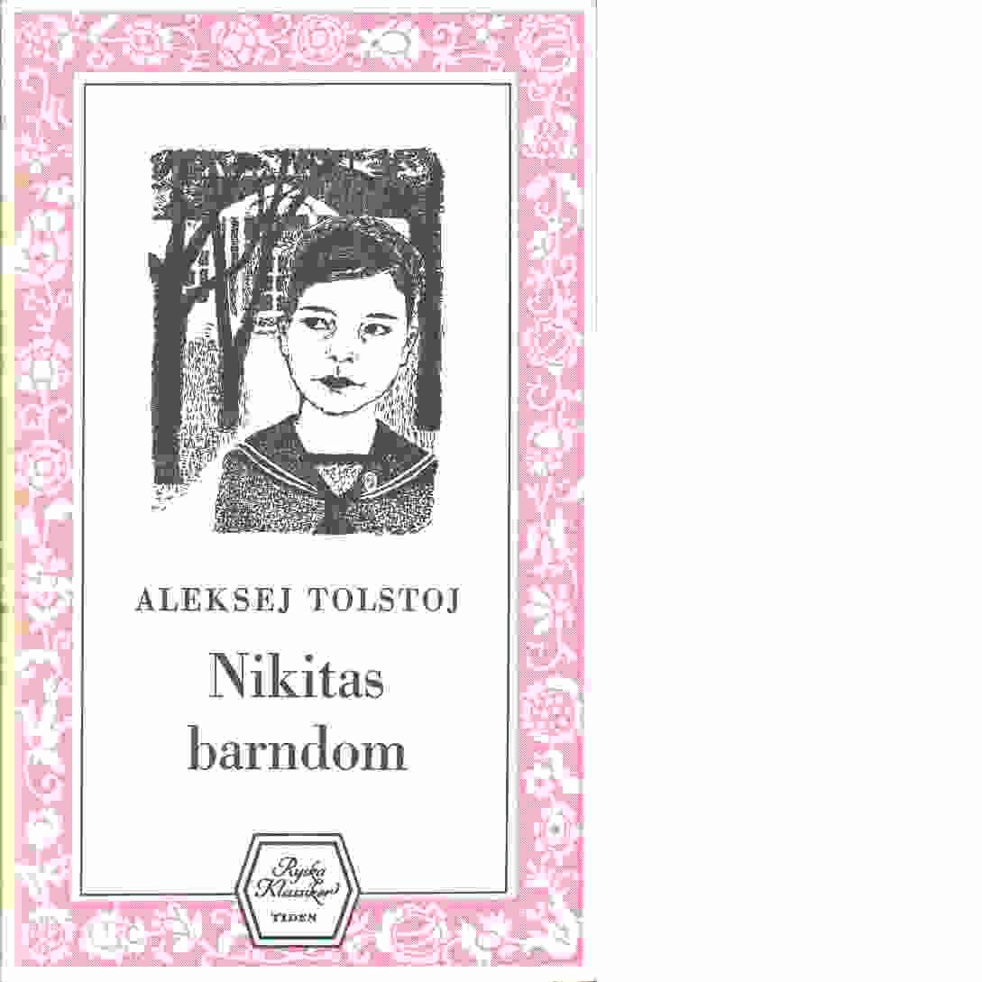 Nikitas barndom - Tolstoj, Aleksej Nikolaevič