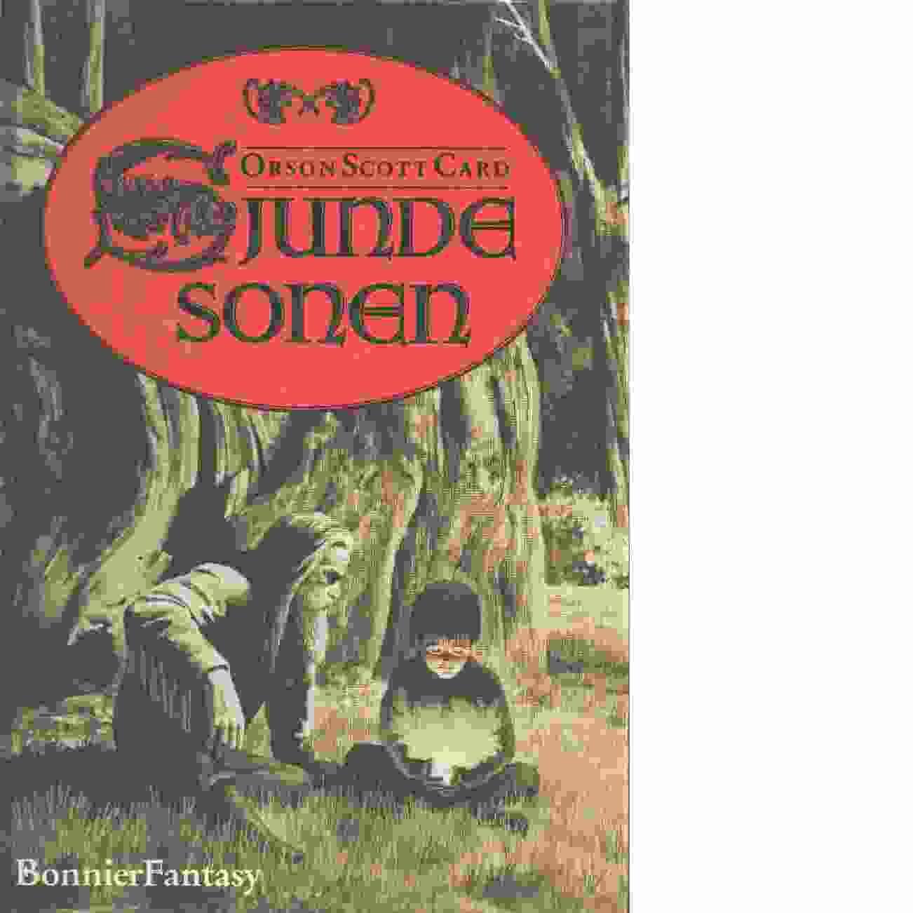 Sjunde sonen - Card, Orson Scott