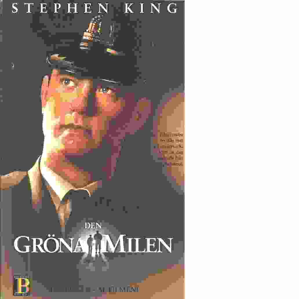 Den gröna milen - King, Stephen