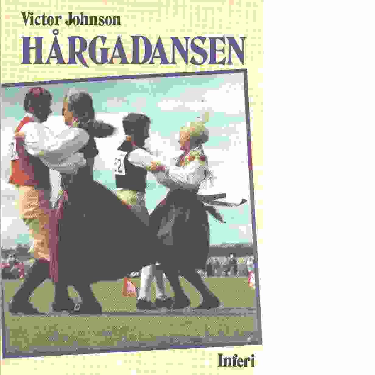 Hårgadansen - Johnson, Victor