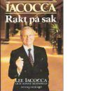 Iacocca : rakt på sak - Iacocca, Lee och Kleinfield, Sonny