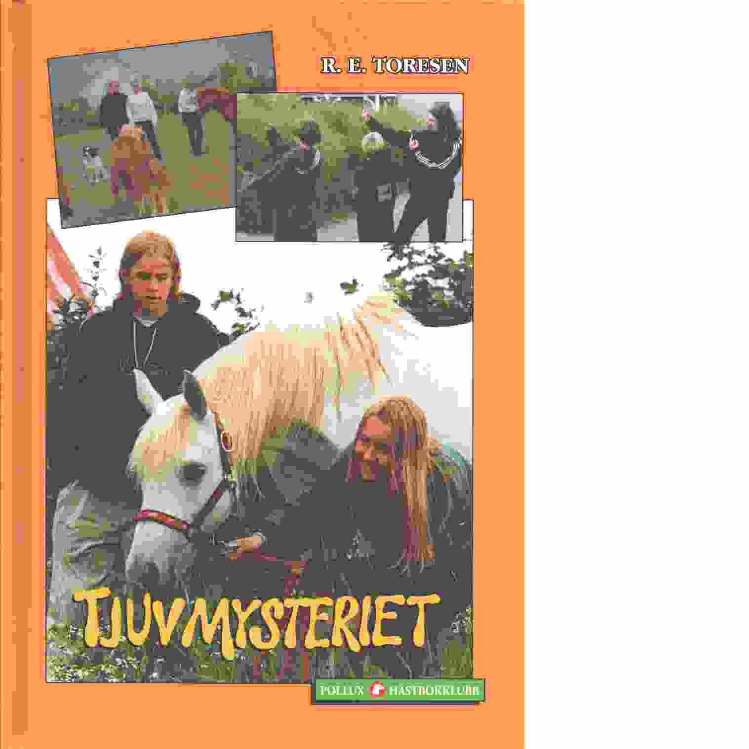 Tjuvmysteriet - Toresen, R. E.