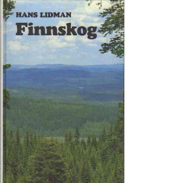 Finnskog - Lidman, Hans