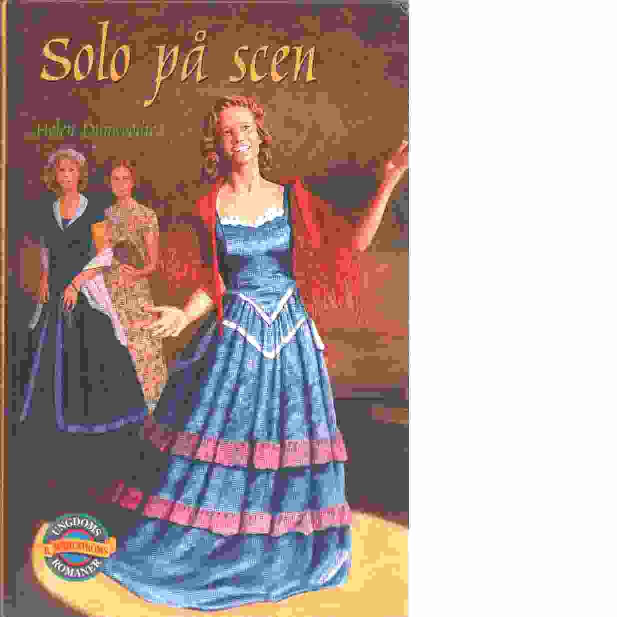 Solo på scen - Dunwoodie, Helen