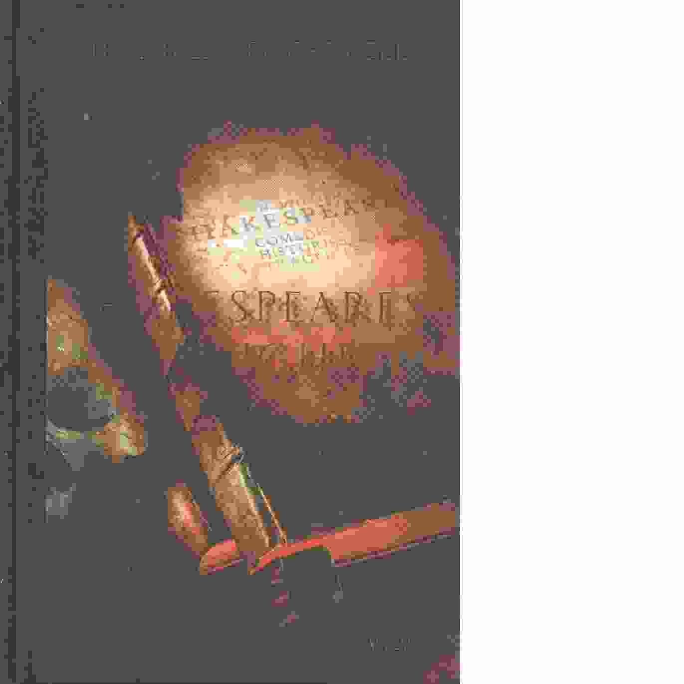 Shakespeares hemlighet - Carrell, Jennifer Lee