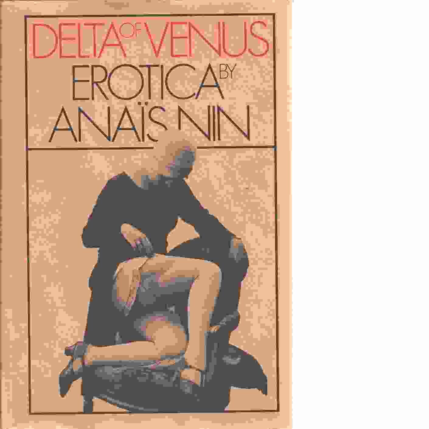 Delta of Venus : erotica - Nin, Anaïs