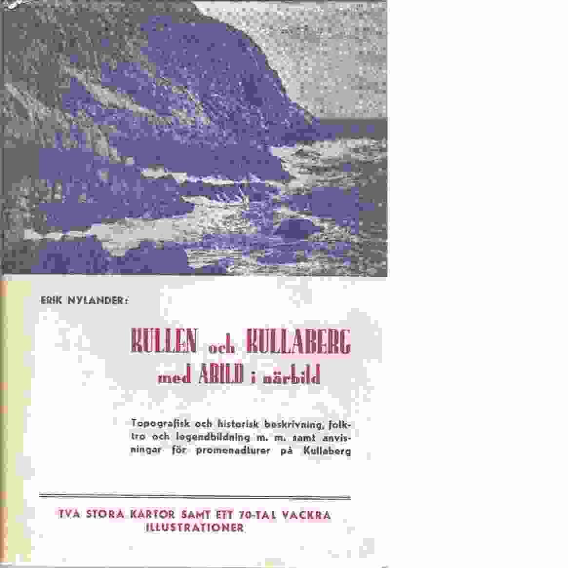 Kullen och Kullaberg med Arild i närbild - Nylander, Erik