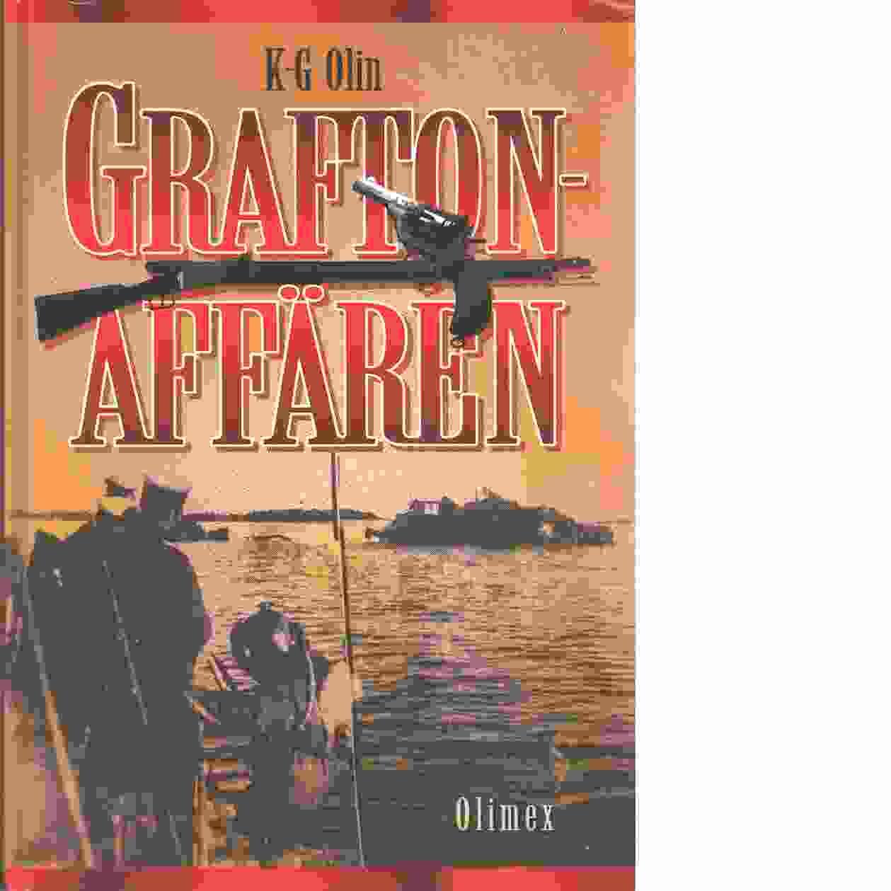 Grafton-affären - Olin, Karl-Gustav