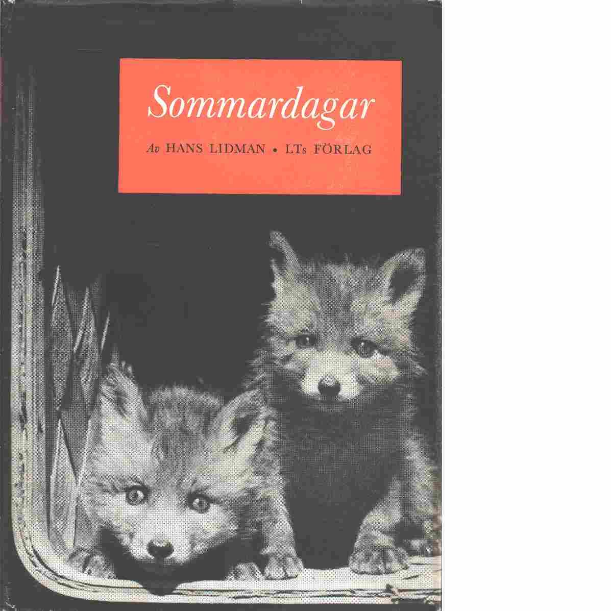Sommardagar - Lidman, Hans