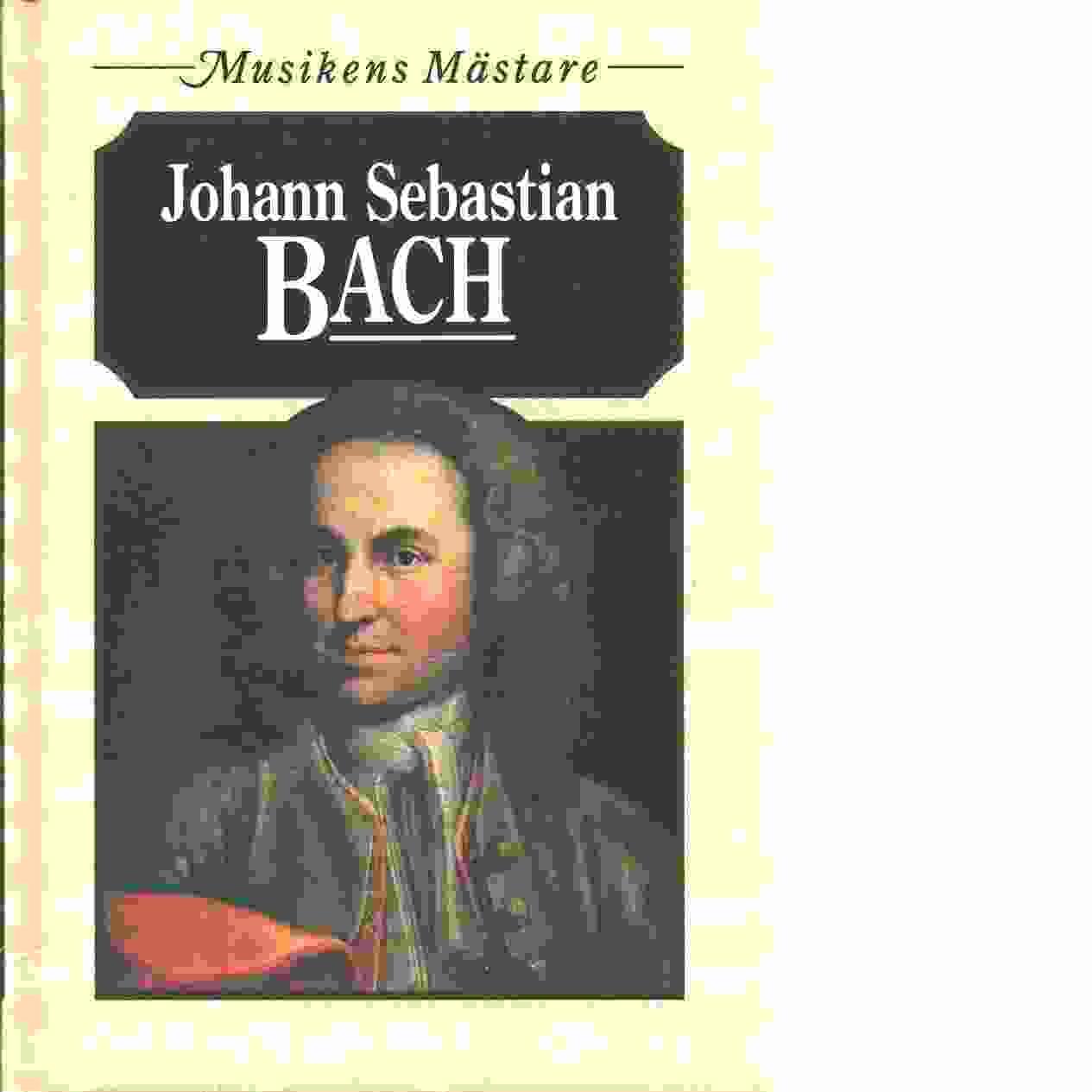 Johann Sebastian Bach - Gray, Charlotte