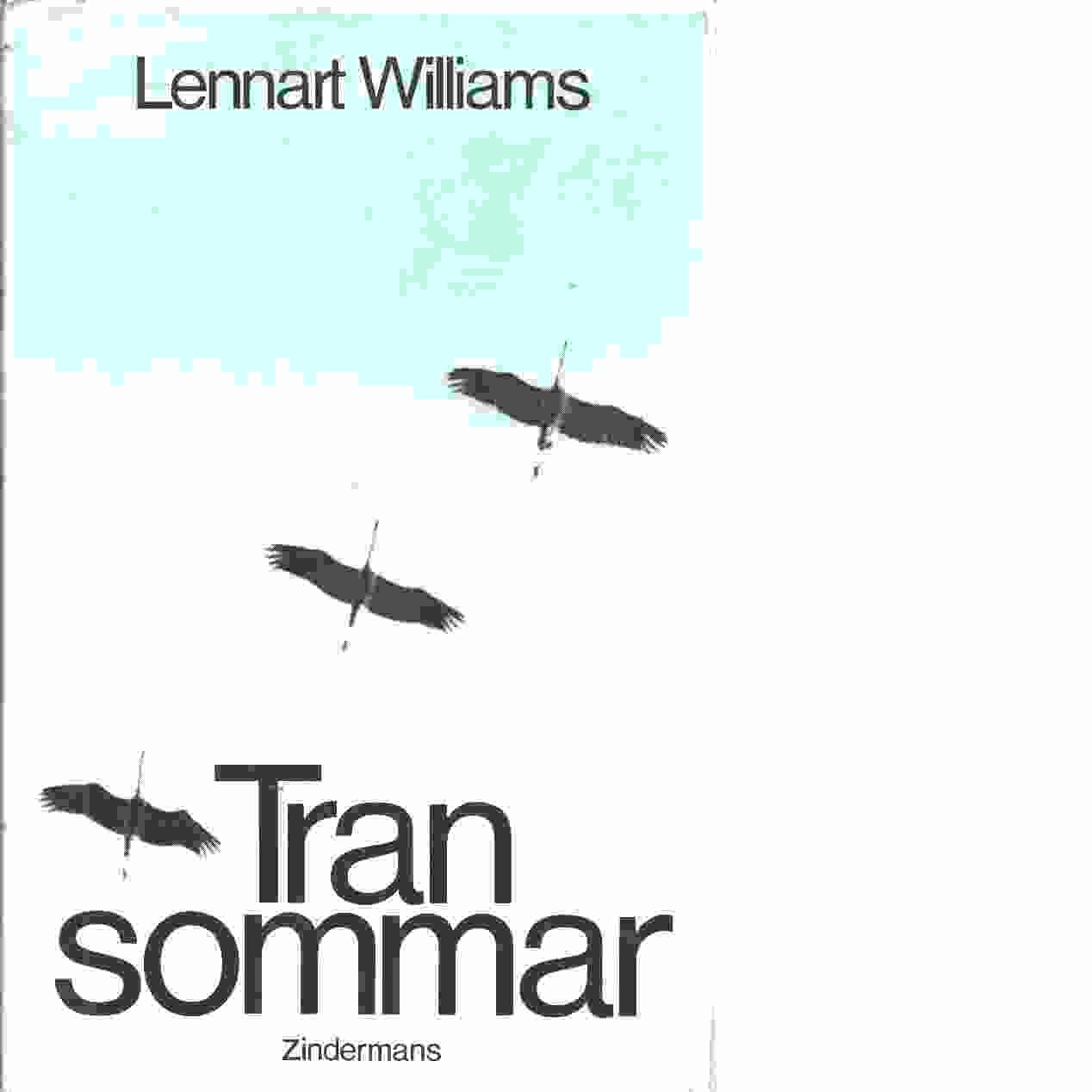 Transommar - Williams, Lennart