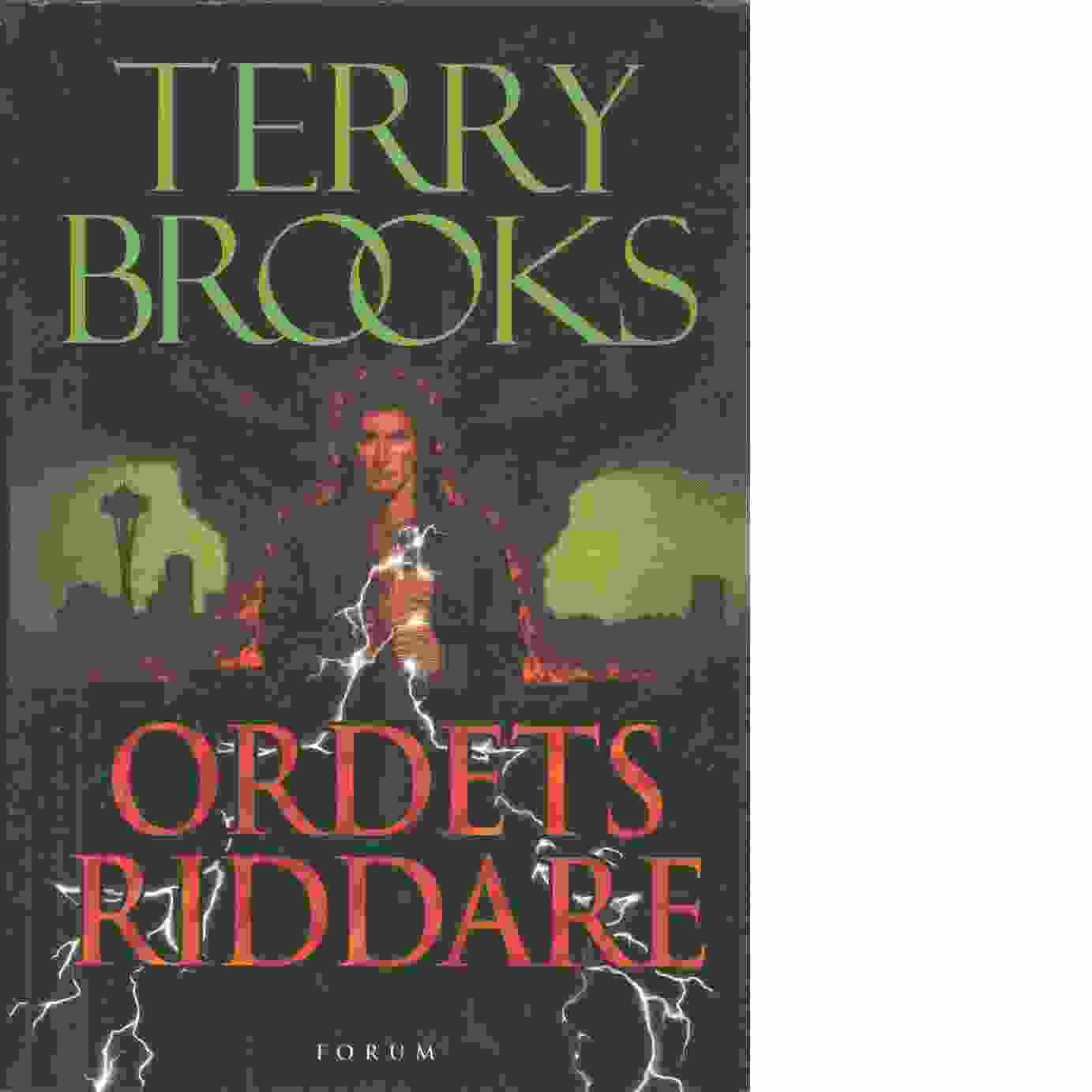 Ordets riddare - Brooks, Terry