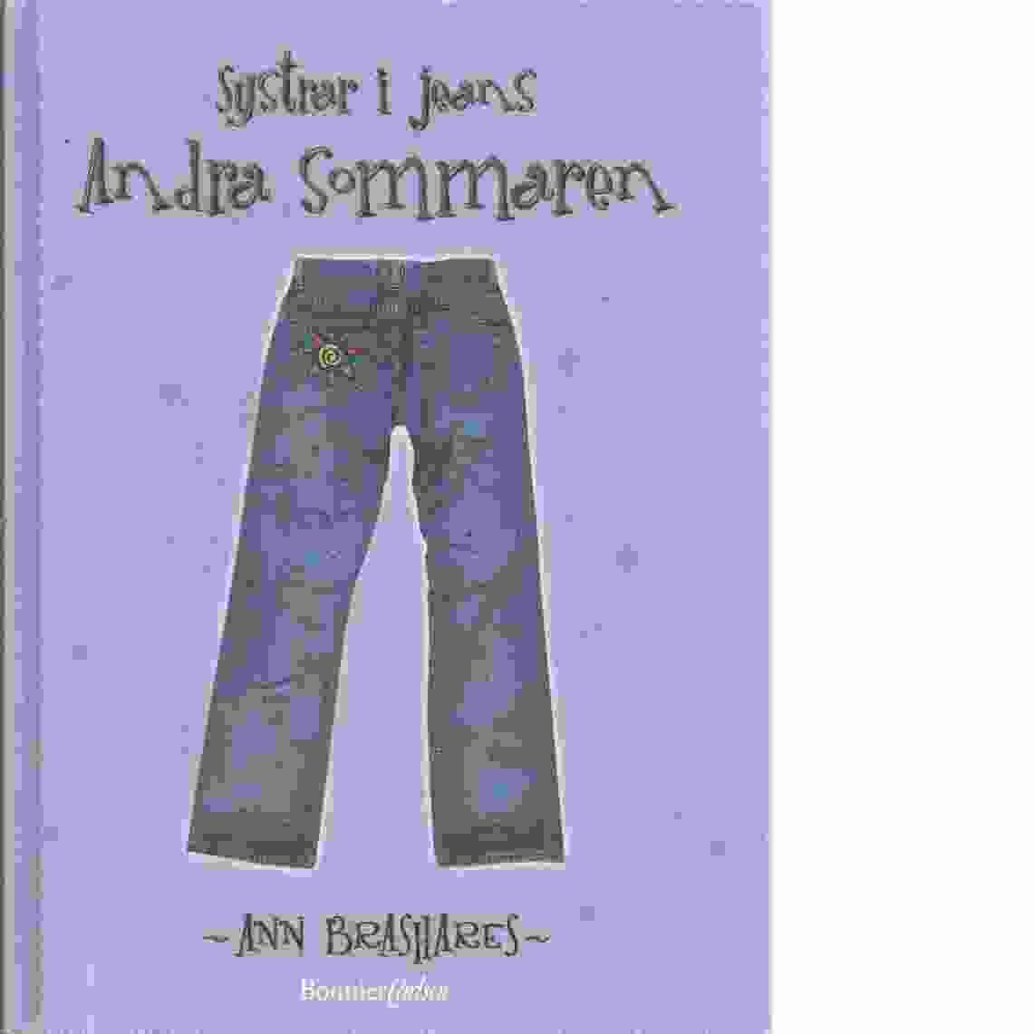 Systrar i jeans : andra sommaren  - Brashares, Ann