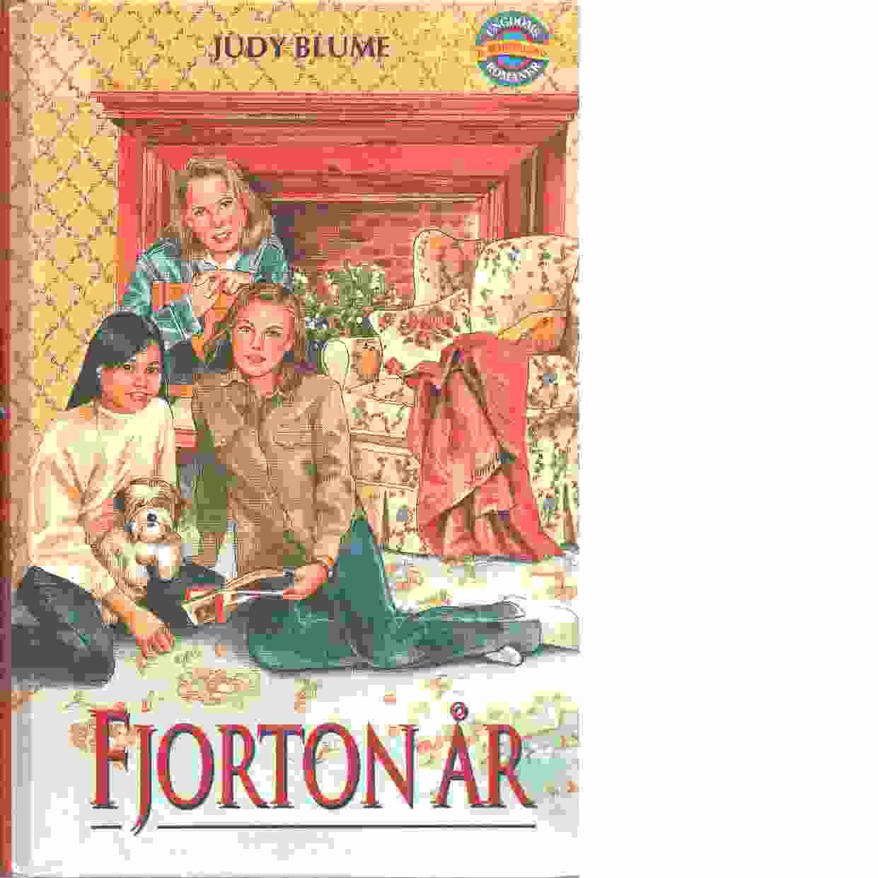 Fjorton år - Blume, Judy