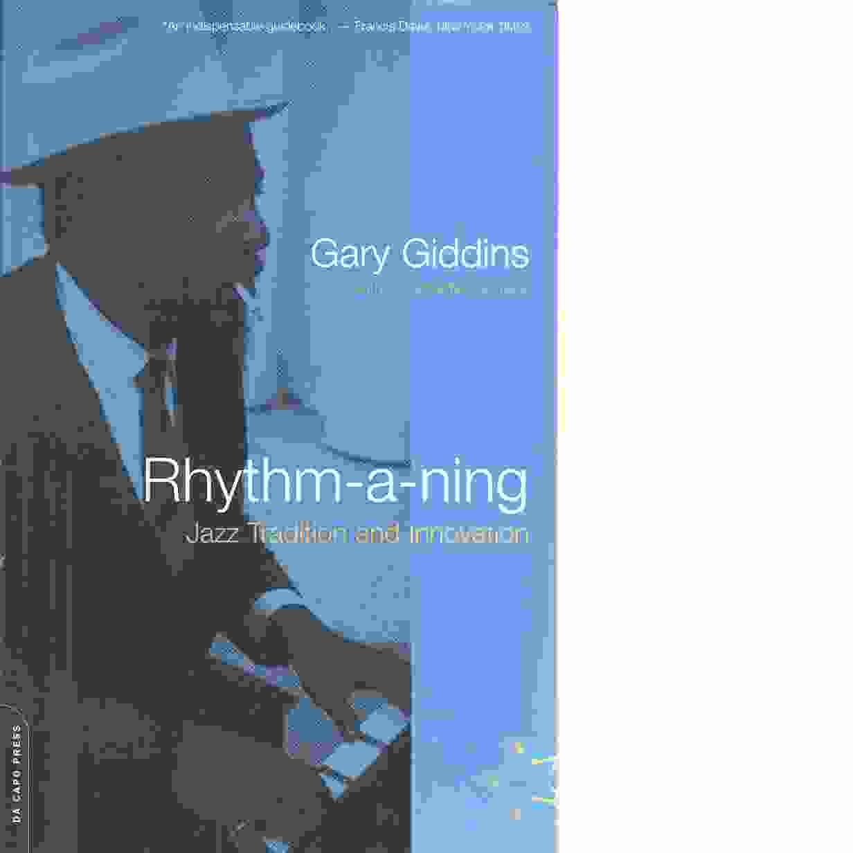 Rhythm-a-ning -  Giddins, Gary