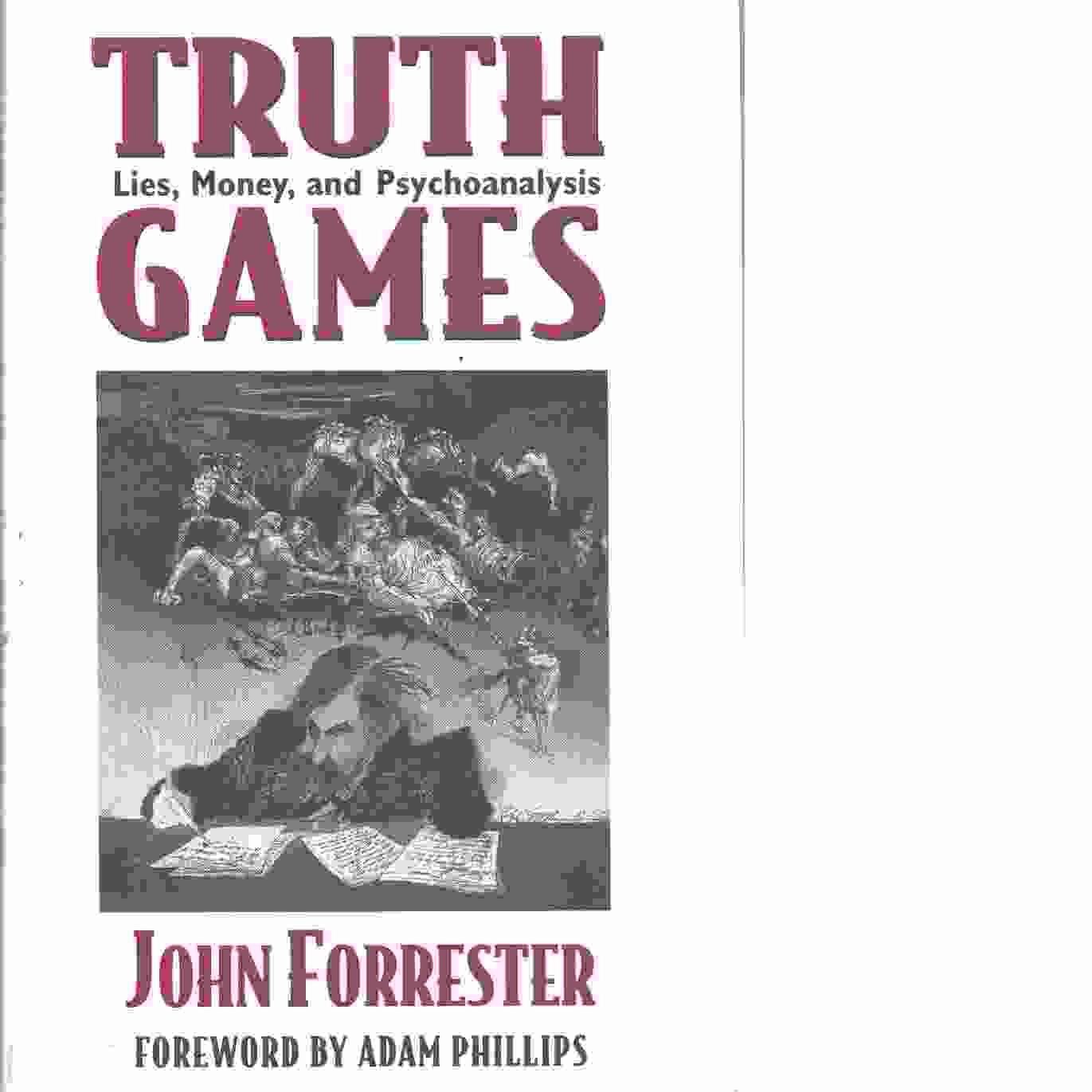Truth Games -  Forrester, John