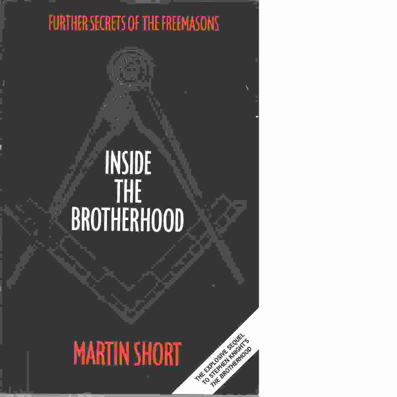 Inside the Brotherhood -  Short, Martin