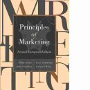 Principles of marketing : European edition - Kotler, Philip