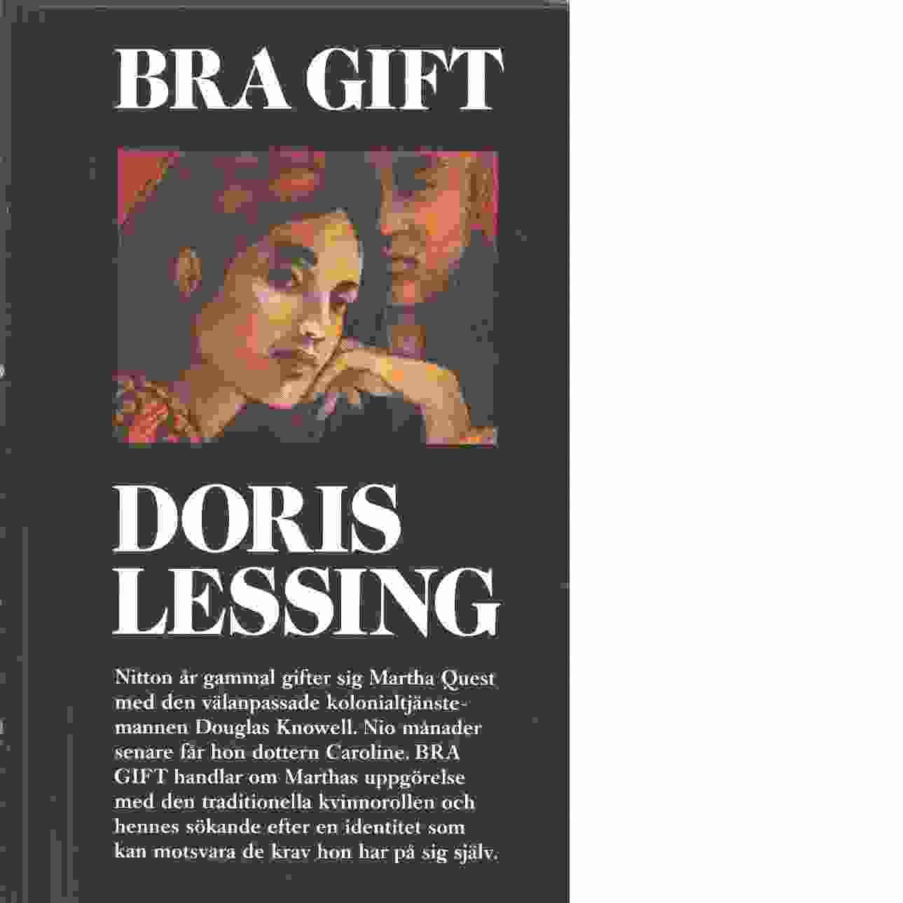 Bra gift - Lessing, Doris