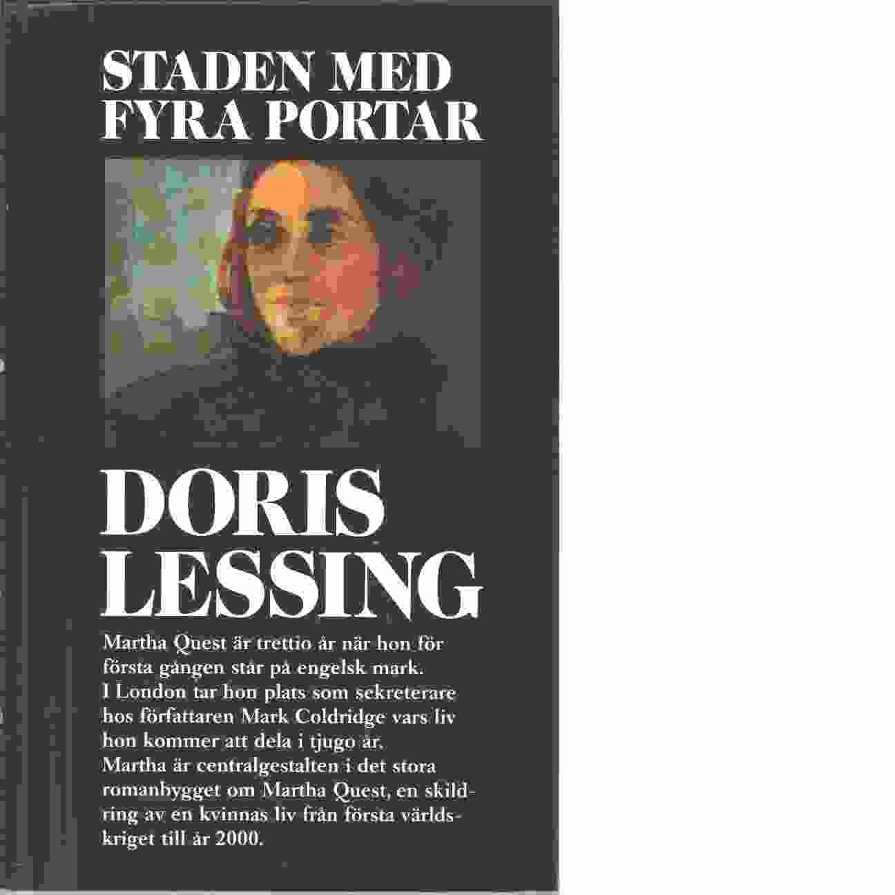 Staden med fyra portar - Lessing, Doris