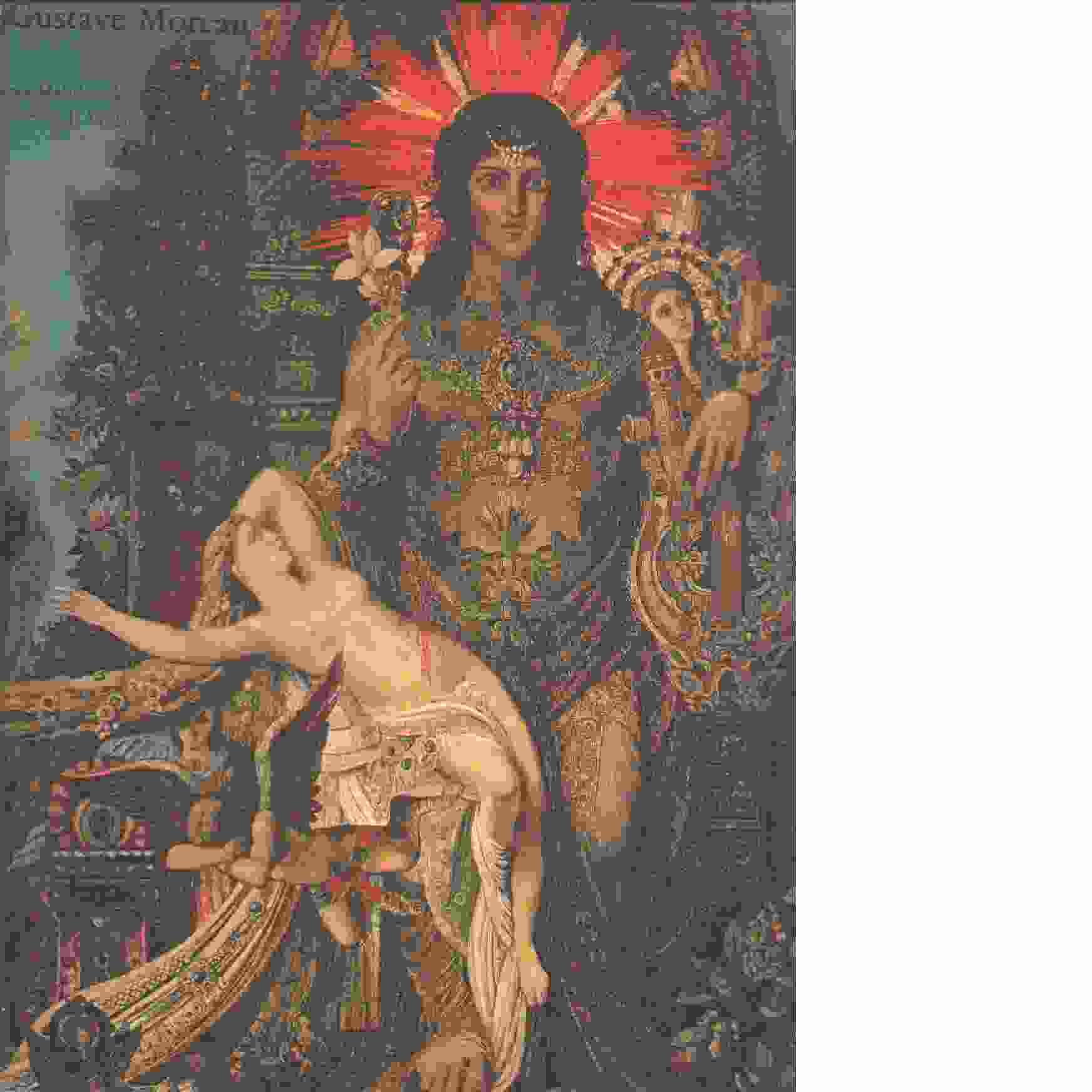Gustave Moreau: Oder, Das Unbehagen in der Natur  -  Hahlbrock, Peter
