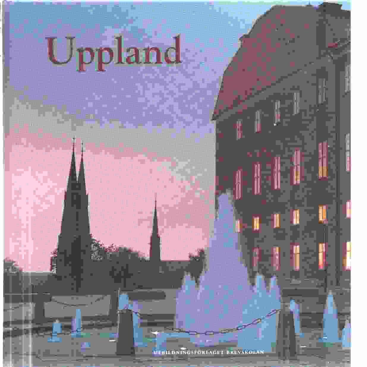 Uppland  - Red. Tynderfeldt, Bo
