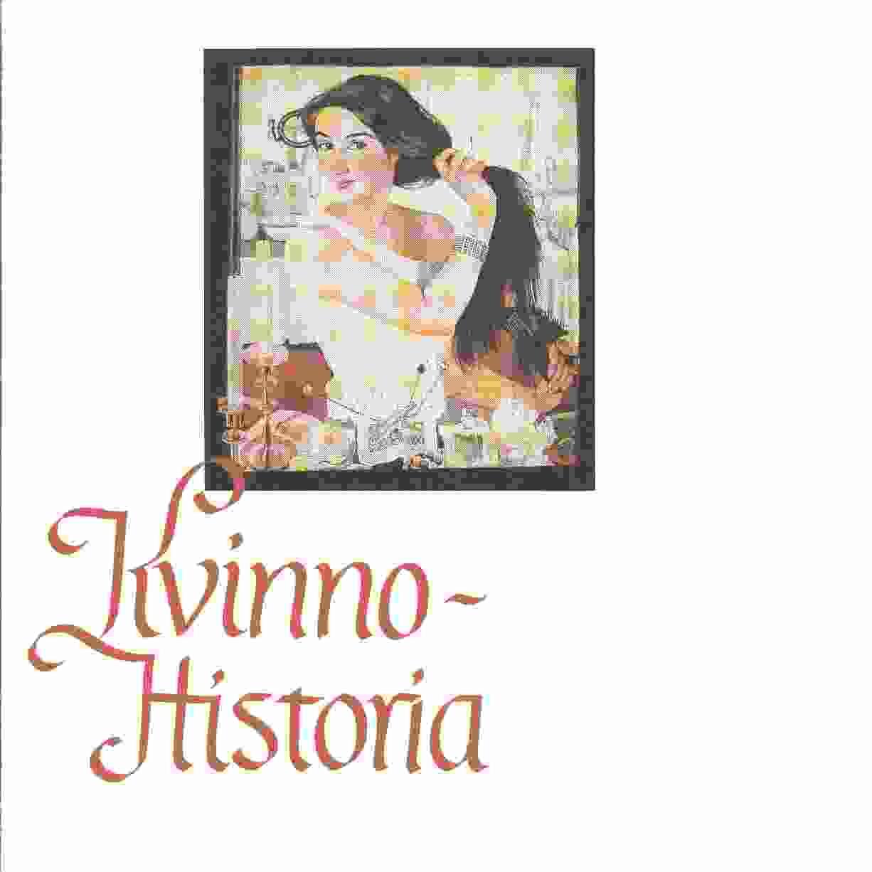 Kvinnohistoria : om kvinnors villkor från antiken till våra dagar  - Red. Hirdman, Yvonne