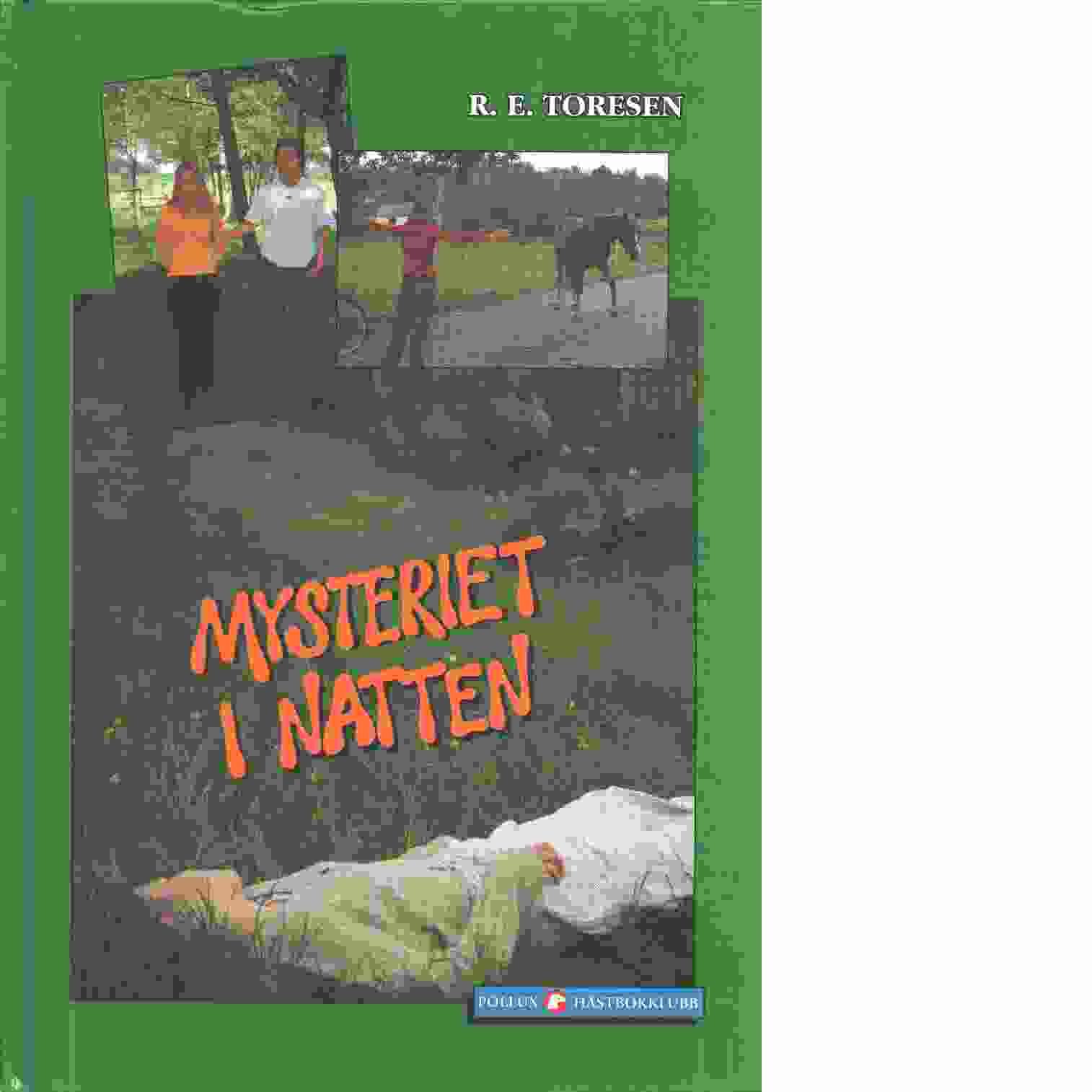 Mysteriet i natten - Toresen, R. E.