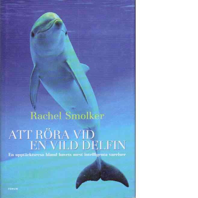 Att röra vid en vild delfin : en upptäcktsresa med havets mest intelligenta varelser - Smolker, Rachel