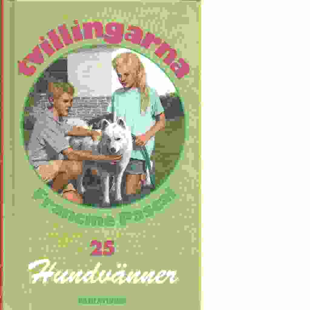Tvillingarna 25 : Hundvänner - Pascal, Francine