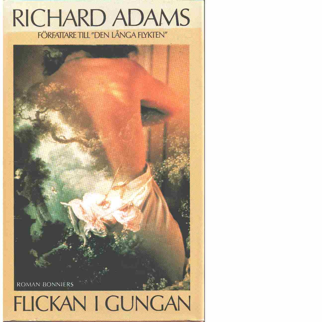 Flickan i gungan - Adams, Richard