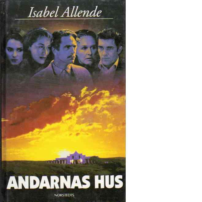 Andarnas hus - Allende, Isabel