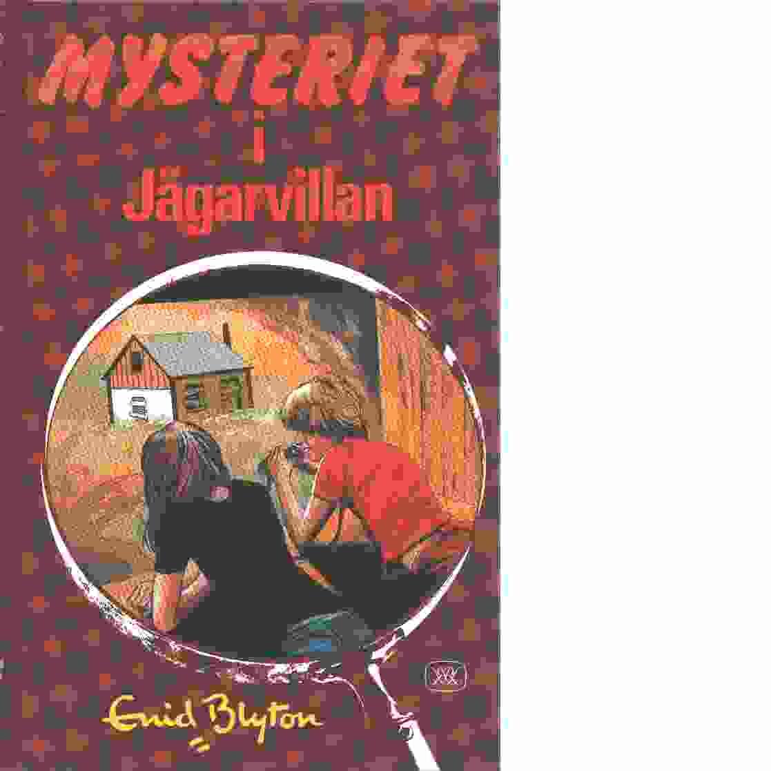 Mysteriet i Jägarvillan  - Blyton, Enid