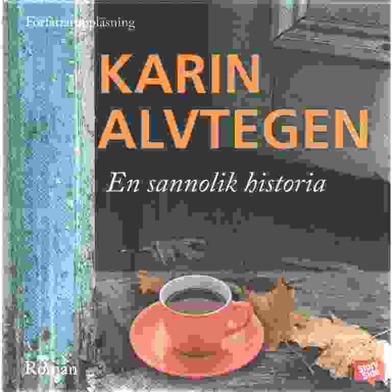 En sannolik historia (8 CD i kasset) - Alvtegen, Karin