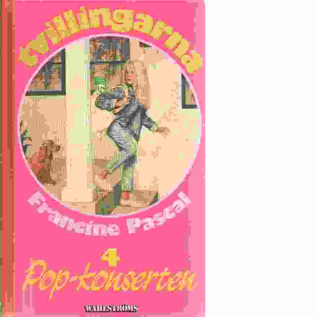 Tvillingarna : Pop-konserten - Pascal, Francine