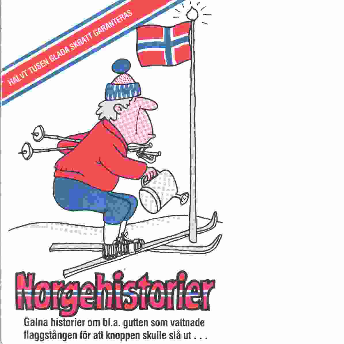 Norgehistorier - Red. Persson, Reid