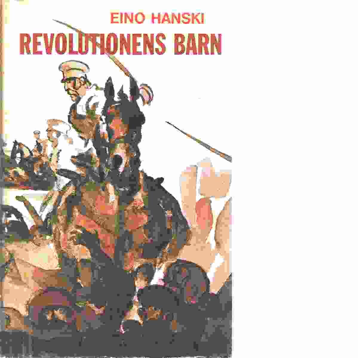 Revolutionens barn - Hanski, Eino