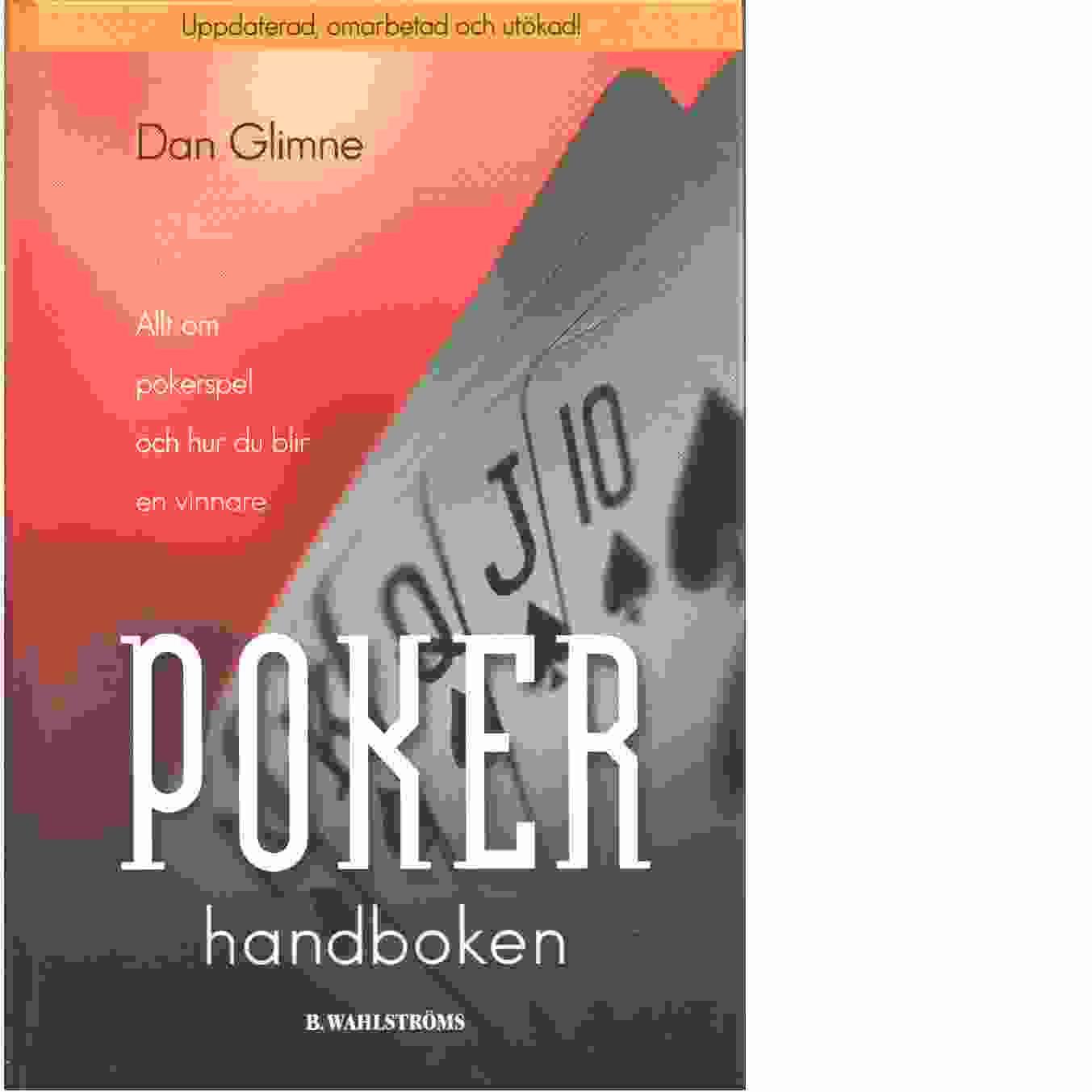 Pokerhandboken - Glimne, Dan