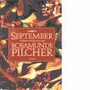 September  - Pilcher, Rosamunde