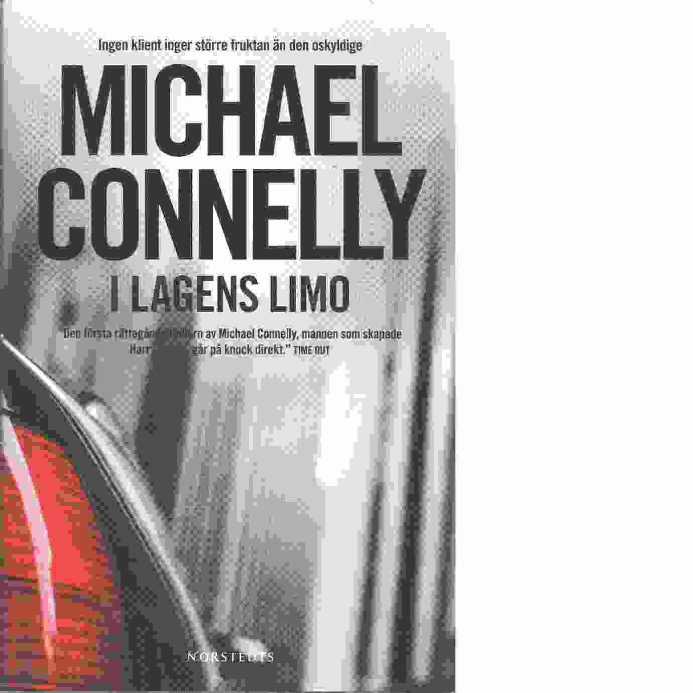 I lagens limo - Connelly, Michael